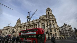 Le gala se tenaitau Dorchester Hotel, dans le centre de Londres. (AHMET IZGI / ANADOLU AGENCY / AFP)