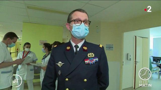 armée vacciner