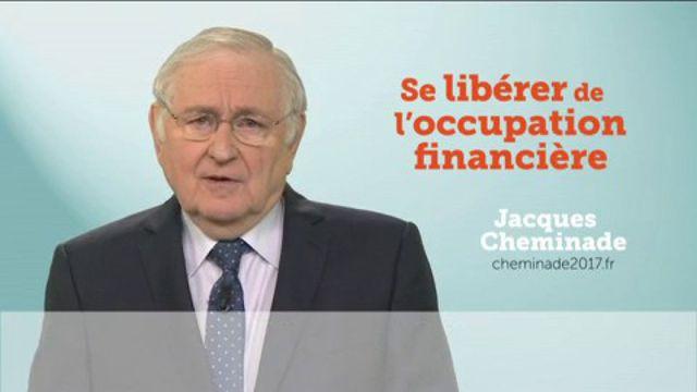Clip de campagne de Jacques Cheminade