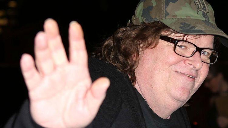 Michael Moore au Festival du film de Toronto (10 septembre 2015)  (Brian Patterson / REX Shu / SIPA)