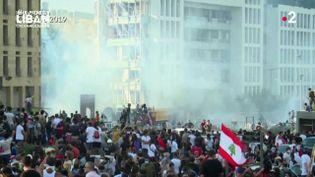 Envoyé spécial. Unis pour le Liban (ENVOYÉ SPÉCIAL  / FRANCE 2)