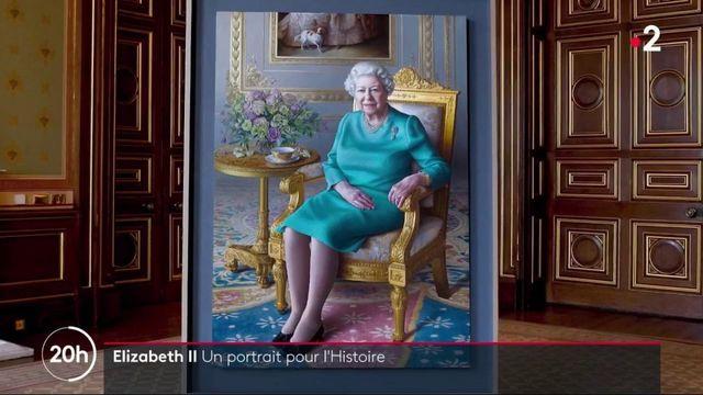 Elizabeth II : rencontre avec l'artiste espagnole qui a peint la reine d'Angleterre
