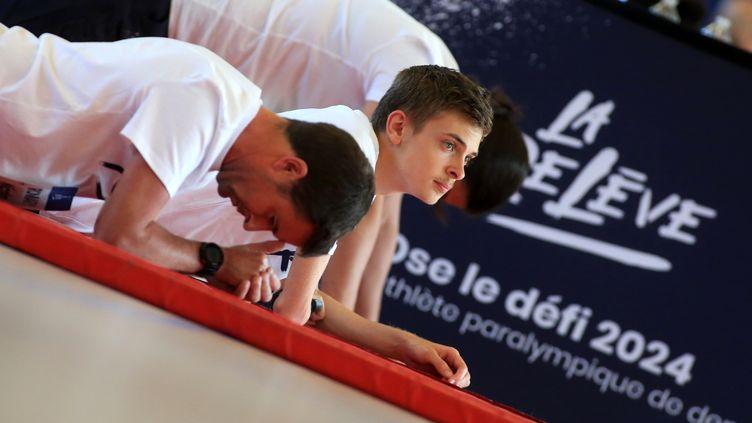 La relève. Saison 2.La Relève est le programme de détection lancé en 2019 par le CPSF afin de détecter des individus âgés de 16 à 35 ans qui auraient un potentiel de performance dans un ou plusieurs sports paralympiques. (GUILLAUME MIRAND)