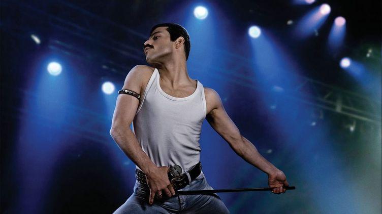 "Rami Malek campe Freddie Mercury dans ""Bohemian Rhapsody"", en salles le mercredi 31 octobre. (Twentieth Century Fox)"