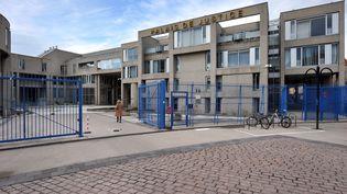 Palais de justice de Clermont-Ferrand (Puy-de-Dôme), le 6 février 2014. (Photo d'illustration) (THIERRY ZOCCOLAN / AFP)