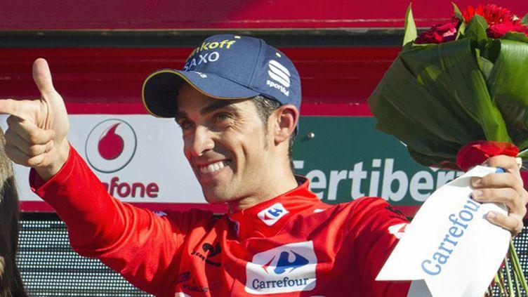 Alberto Contador (JAIME REINA / AFP)