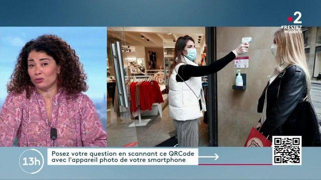 #OnVousRépond : la prise de température à l'entrée des magasins est-elle légale ?