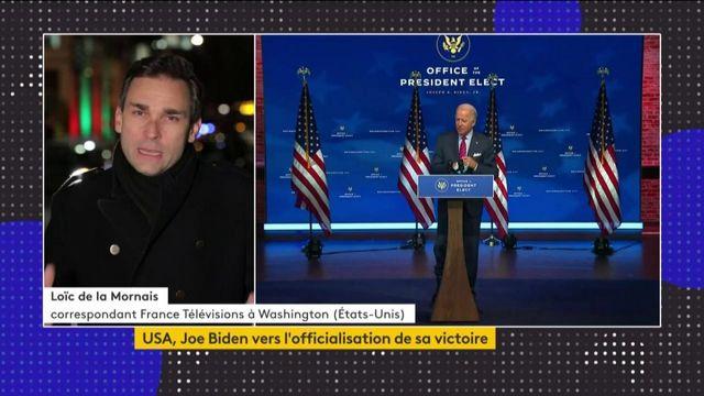 États-Unis : la victoire de Biden validée, un gouvernement inédit en vue