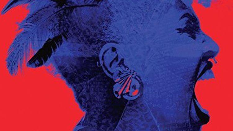 "Sate ""RedBlack & Blue"" pochette  (DR)"