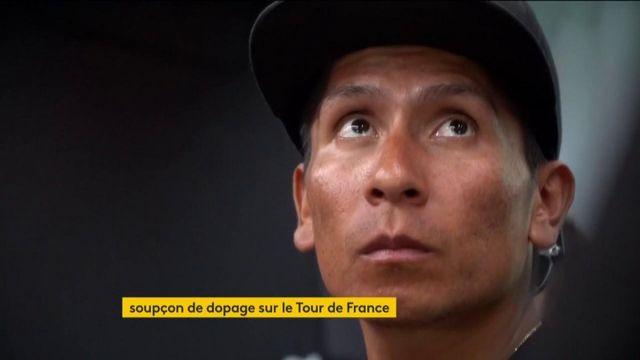 Tour de France : soupçons de dopage sur Nairo Quintana