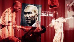 Zidane (CAPTURE ECRAN FRANCE 2)