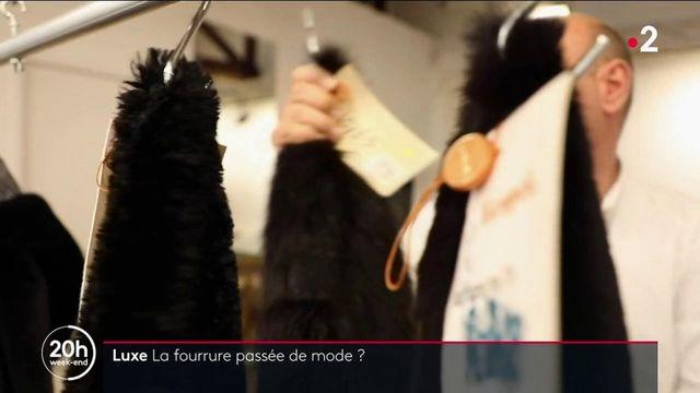 Luxe : la fourrure est-elle passée de mode ?