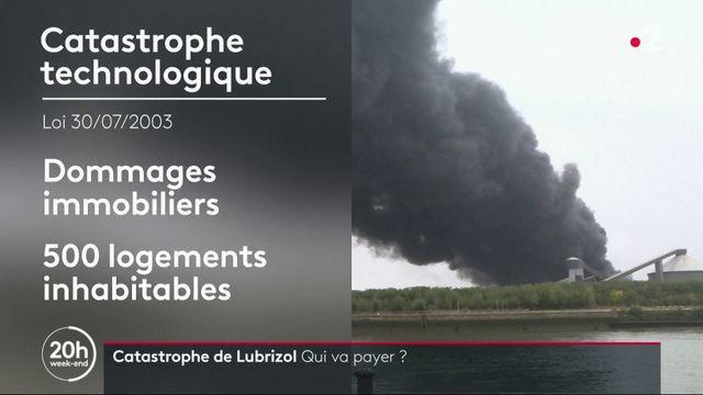 Catastrophe de Lubrizol : qui va payer ?