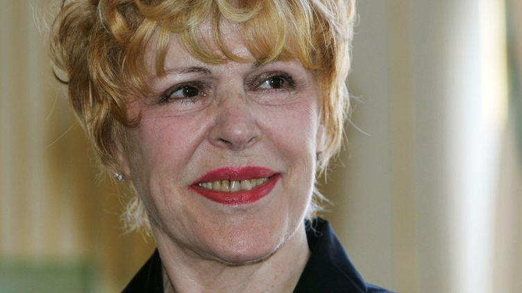 Sylvie Joly en 2006.  (Jacques Demarthon / AFP)
