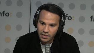 Mohamed Bouhafsi, sur franceinfo le 30 septembre 2021. (FRANCEINFO)