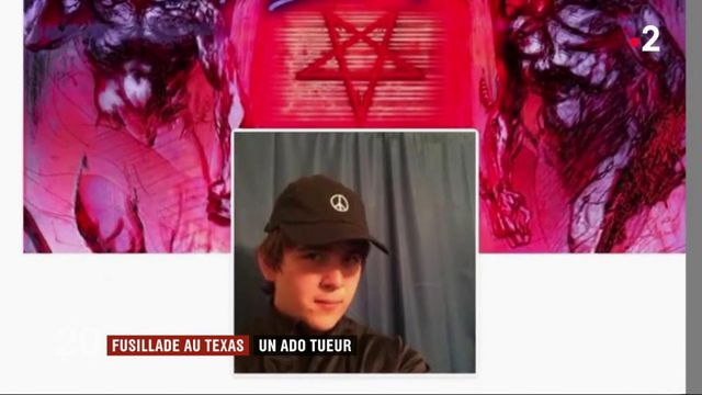 Fusillade au Texas : le profil étrange de l'ado tueur