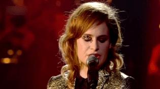 Christine and The Queens lors des Victoires de la Musique 2014  (Culturebox / capture d'écran)
