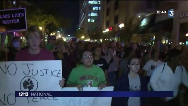 États unis : émeutes après des manifestations antiracistes à Saint-Louis