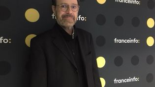 """Marc Lévy, auteur du roman """"Une fille comme elle"""". (RADIO FRANCE / SOPHIE BRIA)"""