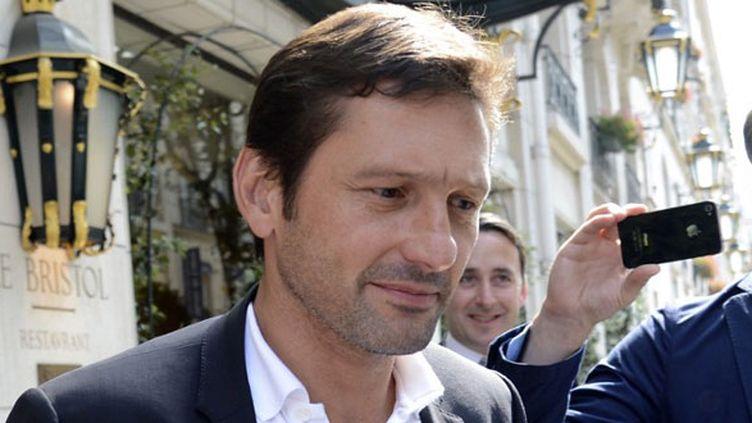 L'ancien directeur sportif du PSG, Leonardo