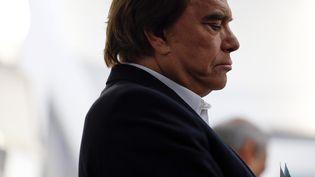 Bernard Tapie, le 10 juillet 2013, à Paris. (FRED DUFOUR / AFP)