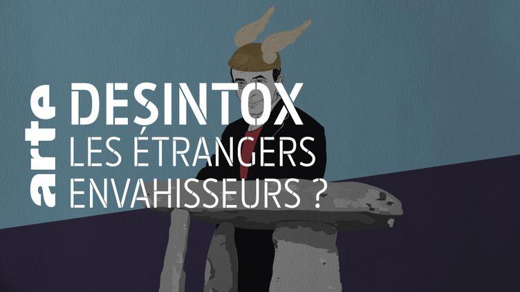 Désintox. Non, les étrangers ne sont pas « majoritaires » dans plusieurs départements de France (ARTE/LIBÉRATION/2P2L)