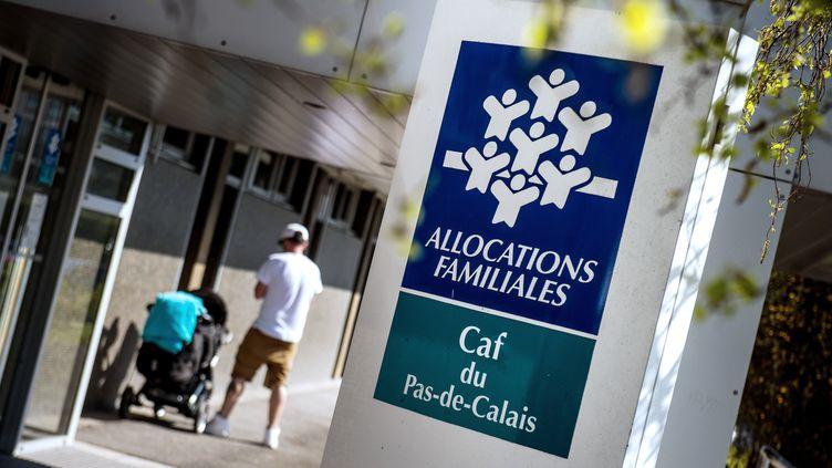 Les aides aux logements sont distribuées par la Caisse d'Allocations Familiales. Ici à Calais, le 15 avril 2015. (PHILIPPE HUGUEN / AFP)