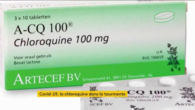 Coronavirus : la chloroquine inefficace selon une grande étude