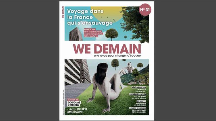 Le nouveau numéro de We Demain. (FRANCEINFO)