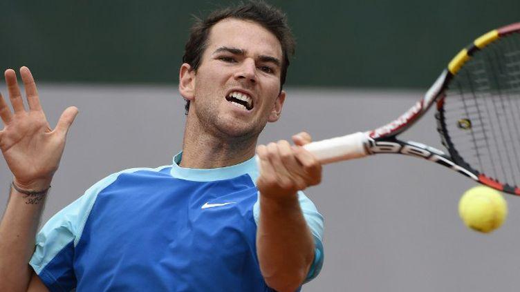 Adrian Mannarino (DOMINIQUE FAGET / AFP)