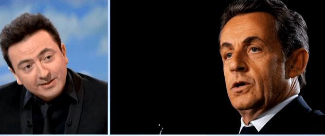 L'imitation de Nicolas Sarkozy, un must de Gérald Dahan  (France 2 )