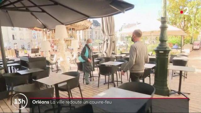 Coronavirus : Orléans redoute un couvre-feu