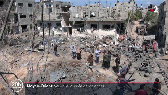 Proche-Orient : une nouvelle journée sous le signe de la violence