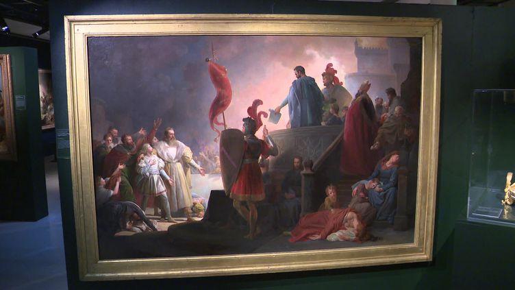 Exposition Alexandre-Evariste, le fils prodige, au musée d'Angoulême (France 3 Poitou-Charentes)