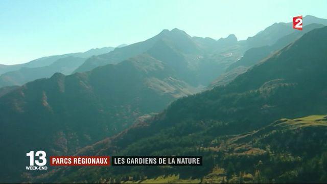 Les parcs naturels français fêtent leurs 50 ans d'existence