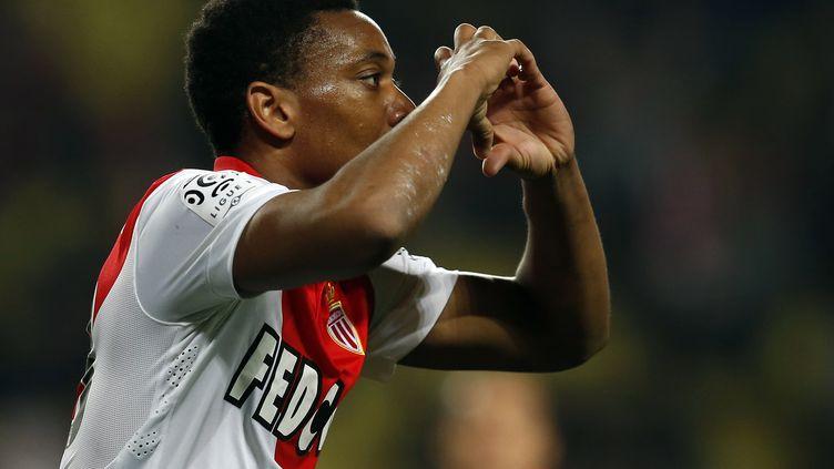 Anthony Martial (Monaco) (VALERY HACHE / AFP)