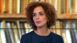 Leila Slimani invitée du Soir3  (France 3 / Culturebox)