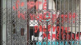 Que se passe-t-il sur le terrain des municipales ? De plus en plus de candidats se disent menacés, insultés et parfois même victimes d'agressions physiques. (France 2)