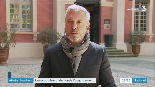 Affaire Bouchon : l'avocat général demande l'acquittement