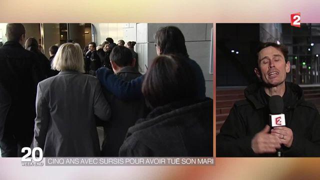 Isère : une femme écope de cinq ans de prison avec sursis pour avoir tué son mari