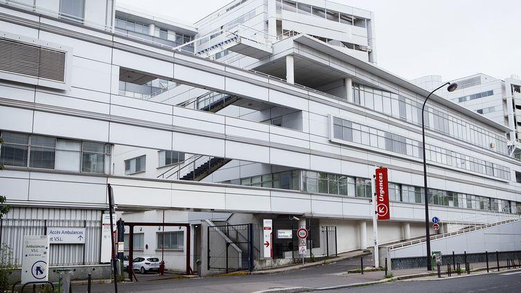 L'hôpital Georges-Pompidou, à Paris, figure depuisle 15 décembre 2016 parmi les établissements de soins notés par les patients sur le site scopesanté.fr. (IMAGE POINT FR / BSIP / AFP)
