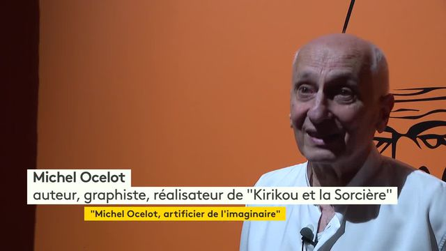 Expo Michel Ocelot à Annecy
