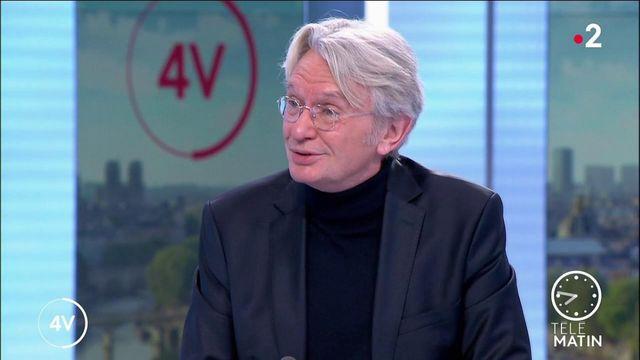 Politique : Jean-Claude Mailly se confie sur ses rapports avec les présidents de la République