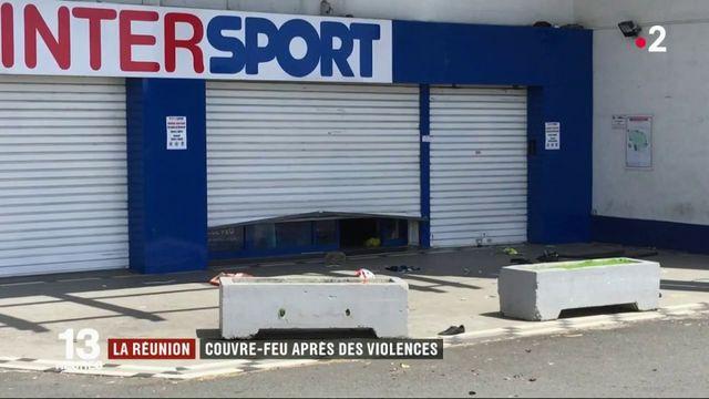 La Réunion: un couvre-feu instauré après des violences