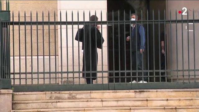 Cévennes : Valentin Marcone conduit à la maison d'arrêt de Nîmes