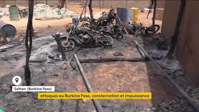 Burkina Faso : cinq jours après un raid meurtrier, les premières images et la consternation