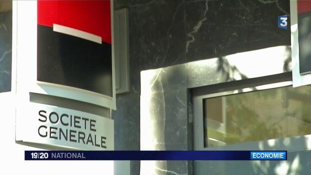 Société Générale : 300 fermetures d'agences et 900 suppressions de postes
