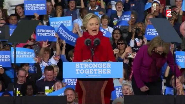 États-Unis : une nouvelle affaire embarrasse le clan Clinton