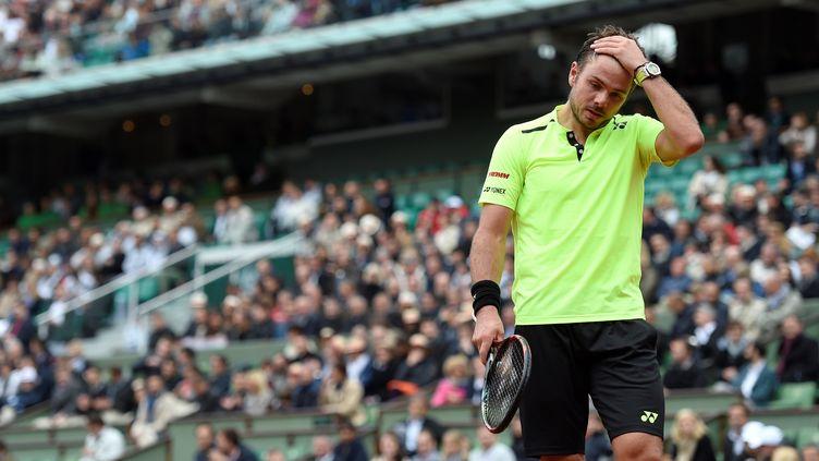 Stanislas Wawrinka (MIGUEL MEDINA / AFP)