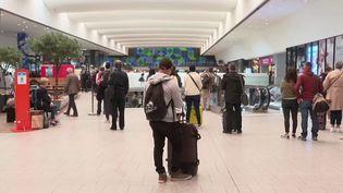 Vacances de la Toussaint : grève SNCF sur la ligne TGV Atlantique durant le week-end des départs (FRANCE 2)